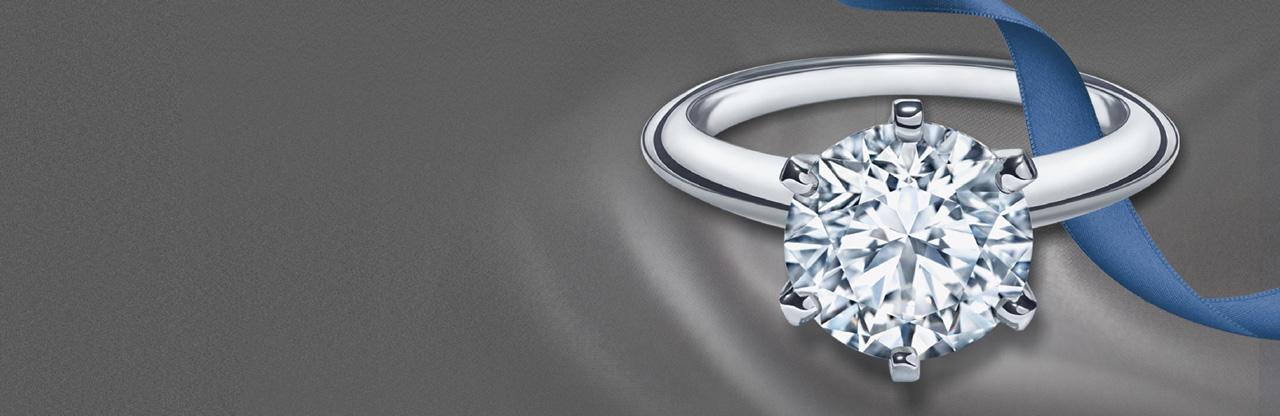 Sắm kim cương to - không lo về giá